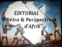 LOGO EDITORIAL RETRO- PERPECTIVES- AFRIK