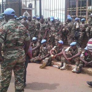 Militaires_Greve_Yaounde100