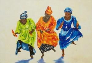 DANSE AFRICAINEBIS