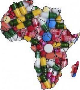28 - L'AFRIQUE EST MALADE - TOME 22
