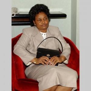 ABENA CATHERINE EX SECRETAIRE D'ETAT AU CAMEROUN