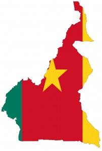 carte-drapeaux-cameroun