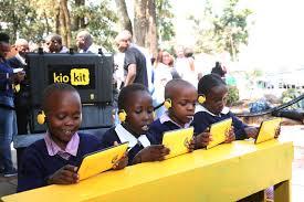 eleves au kenia