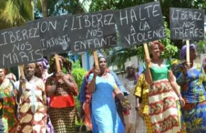 femmes en guinée