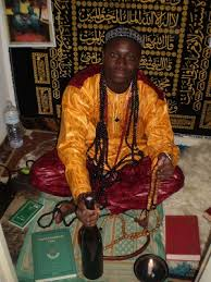 marabout africain