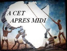 AFRIQUE A CET APRES MIDI