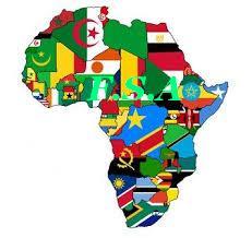 afrique drapeau FSA