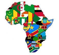 afrique drapeau