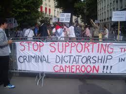 biya stop dictateur