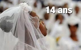 enfant mariée