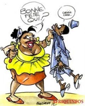 Femme soumise woma taille fine : Cherche Homme - Dakar SN