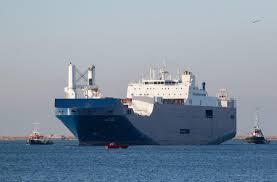 Ventes d'armes : le cargo saoudien «Bahri Yanbu» est arrivé à ...