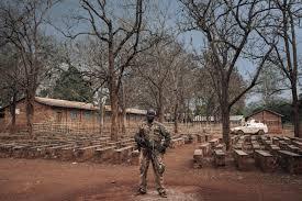 Centrafrique: 14 personnes tuées dans un édifice religieux - Le Matin