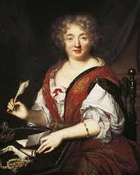 Lettre de Madame de Sévigné à Madame de Grignan...
