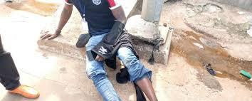 Guinée : deux journalistes blessés lors de la couverture d'une  manifestation | RSF