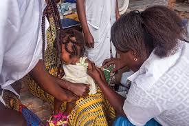 Rougeole en RDC : le vaccin s'offrant sans bourse délier, pourquoi ce refus  des parents qui n'en veulent aucune dose pour leurs enfants ?